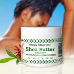Shea Butter Super Grow Hair & Scalp