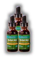 Herbal Aloe Ear Drops 1OZ