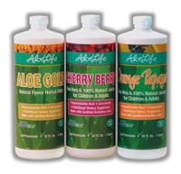 Aloe Gold Juice Concentrate 16OZ