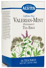 Valerian-Mint Tea