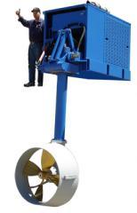 Hydraulic Driven Propulsion Units
