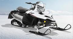 2012 Polaris 550 IQ Shift Trial Machine