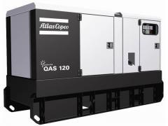 2012 Atlas Copco QAS 120 Generator