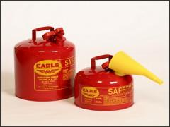 Galvanized Steel Type-I Safety Cans