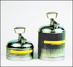 Stainless Steel Type-I Safety Cans
