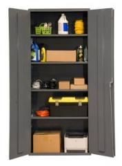 Industrial 16 Gauge Storage Cabinet