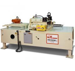 500 Series Air Feed w/ Pull Thru Straightener w/ Powered Threading