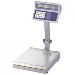 Price Computing Scale, CAS EB Series