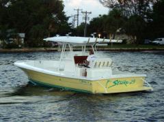 Strike 29 Open Boat