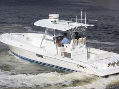 Strike 35 Open Boat