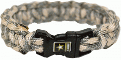 Army Military Paracord Bracelet