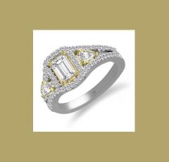 HJTR100043-2 Engagement Ring