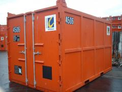15ft Container - Tall