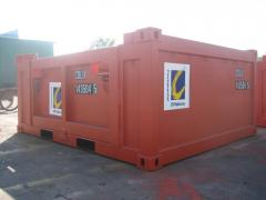10ft Half Height -ISO/DNV