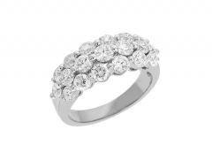 D4284WG White Gold Diamond Ring
