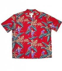 Jungle Bird Hawaiian Shirt