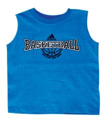 Boy's Basketball Tanktop From Adidas