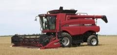 Axial-Flow Afx Rotor Combine