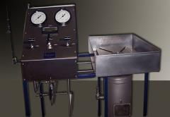 Combined Liquid & Air Dip Tube Test System