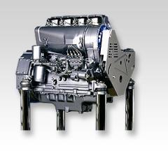 912 The genset engine 29 - 64 kVA