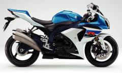 GSX-R1000 Motorcycle