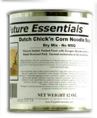 Future Essentials Canned Dry Dutch Chic'n