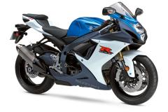 GSX-R750 Motorcycle