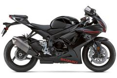 GSX-R600 Motorcycle