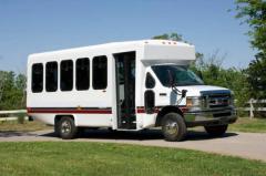 "VIP 2200 158"" Ford E-350 or E-450 Bus"