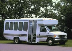 """IBD 2500 176"""" Ford E-450 Bus"""