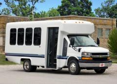 "VIP 2000 139"" Chevrolet Bus"