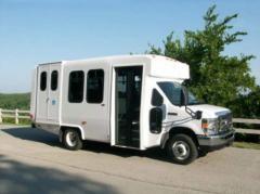 """PT 2000 138"""" Ford E-350 Bus"""