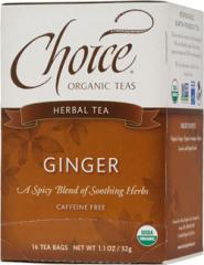 Ginger Teas