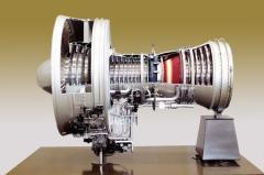 Turbine Engine Mockup