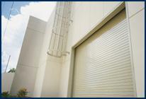 Rolling Steel Industrial Service Doors CSDoors