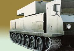 Full Scale Vehicle Mockup