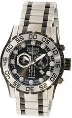 Invicta 0814 Mens Watch Stainless Steel Leviathan