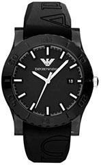 Armani AR1047 Mens Watch Stainless Steel Case