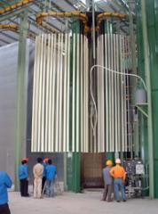 Vertical Aluminum Extrusion