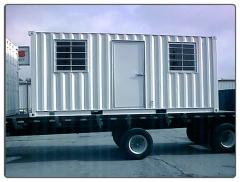 Portable Steel Container Buildings