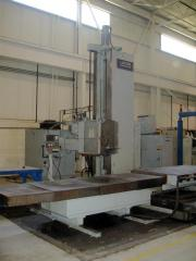 "Used Lucas 5"" Model 30t99 4 Axis Cnc"