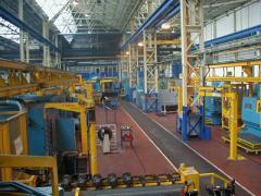 Complete Crankshaft Production Line