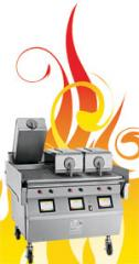 Crown Series Grill Equipment