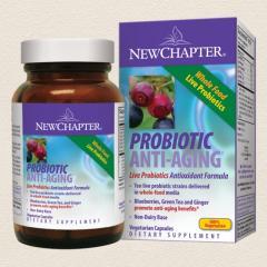 Probiotic Anti-Aging