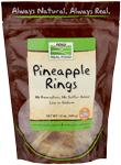Pineapple Rings Dried - 12 oz.