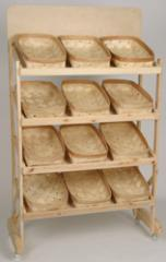 Bakers Display Rack