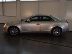 Car 2008 Cadillac Cts 1sb Premium Luxury
