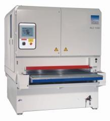 Wet metal working machine
