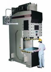 Model DC C-Frame Press