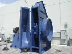 802 BISC Arr. 8 TAU-CCW, 500 Hp, 1200 RPM, Special Large Hinged Door
